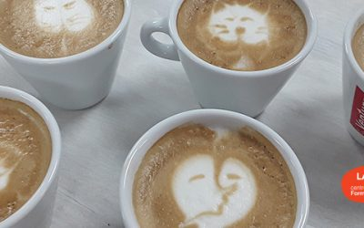 Cafés nivel artista, con Cafés Ventura