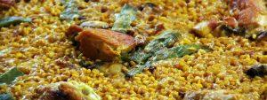 curso cocinado de arroces, pasta y legumbres